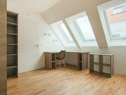 2 Zimmer WG Wohnung mit CO-LIVING Bereich und Terrasse