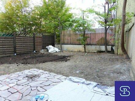 Erstbezug: sonnige 38m² Gartenwohnung mit Einbauküche - 1180 Wien