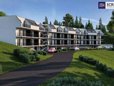 IHRE CHANCE!! Großzügige Dachgeschosswohnung+ mit 22 m² Balkon+ Anleger und Privat!!