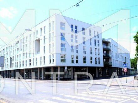 NEUWERTIGE, geförderte 2 Zimmer-Wohnung mit Balkon in zentraler Lage - Karlauerstraße/Köstenbaumgasse - Top B 37