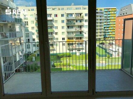 2 Zimmer mit Balkon und neuer Küche