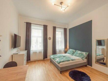 ++NEU++ TOP-sanierter ALTBAU 2-Zimmer Kleinwohnung! Fußbodenheizung, Hofruhelage!