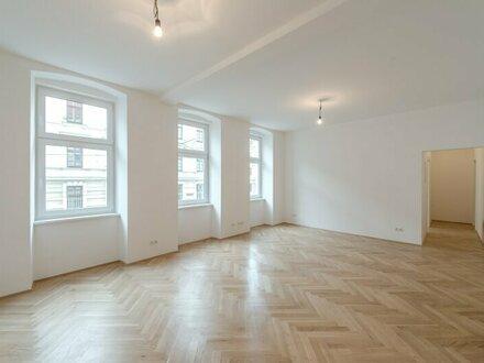 ++NEU++ KERNsanierter 3-Zimmer ALTBAU-ERSTBEZUG mit Balkon, tolle Raumaufteilung!