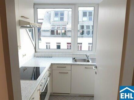 Moderne 4 Zimmer Dachgeschoßwohnung in Döbling