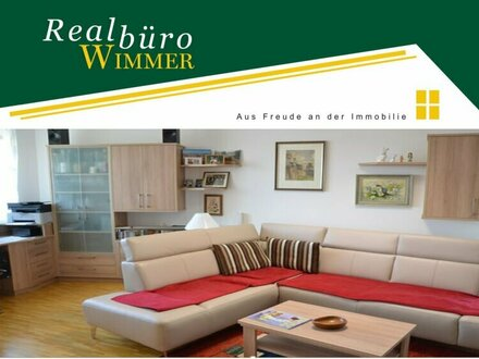 Neuwertige 2-Zimmer-Wohnung mit Dachterrasse und Wintergarten