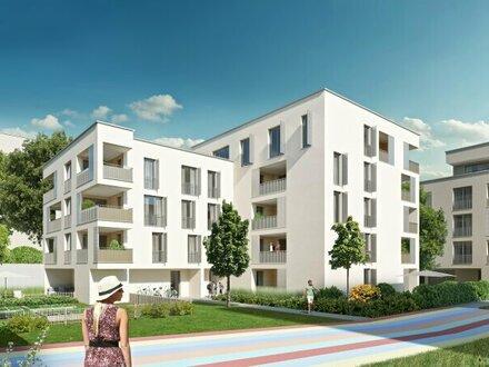 LIMBERG: Wohnen im 1.OG, TOP F04