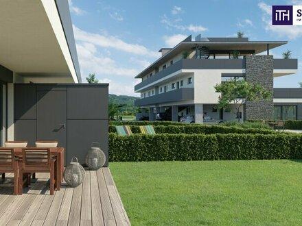 ITH HEIKOMMEN und WOHLFÜHLEN! PERFEKTE GARTENWOHNUNG ca. 60 m² mit großer SONNENTERRASSE in unmittelbarer NÄHE zur THERME…
