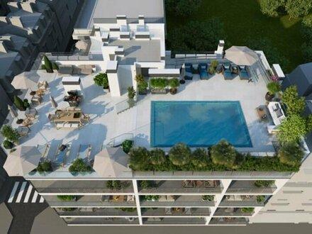 RESIDENCIAL PALMA OLIVERA - Hochwertige Erstbezüge mit Pool Lounge und Garagenstellplätzen