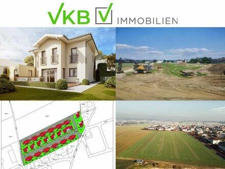 +++ Projekt Kornfeld +++ Einfamilienhaus in schöner Siedlungslage
