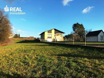 Gut erhaltenes Einfamilienhaus in Bad Tatzmannsdorf in ruhiger Aussichtslage!