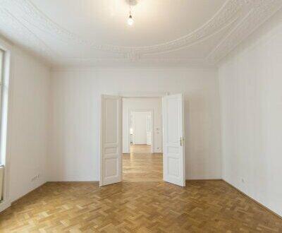 Traumhaft sanierte Wohnung mit 3 Zimmer nahe Schwarzenbergplatz zu vermieten!