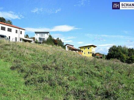 TOP PREIS-Leistungsverhältnis in Hart bei Graz: SÜDWESTLICH ausgerrichtestes TRAUM-Grundstück für Haus-Bauer in fantastischer…