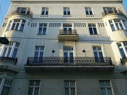 exklusive Jugendstilwohnung im Erstbezug***unbefristet***Balkon