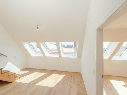 ++NEU** Hochwertiger 2-Zimmer DG-ERSTBEZUG, sehr hochwertige Ausstattung, tolle Dachterrasse!