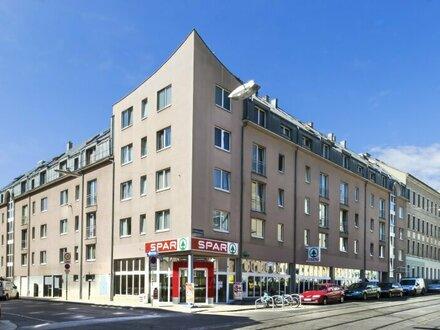 Top Anlegerwohnung! Neubau-Garçonnière mit separatem Küchenbereich im 3. Liftstock!