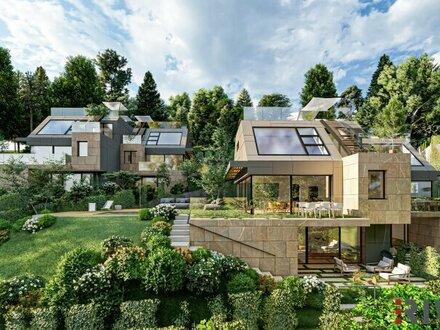 !!! Eingereichtes Doppelvillenprojekt in Ruhelage mit genialer Planung !!!