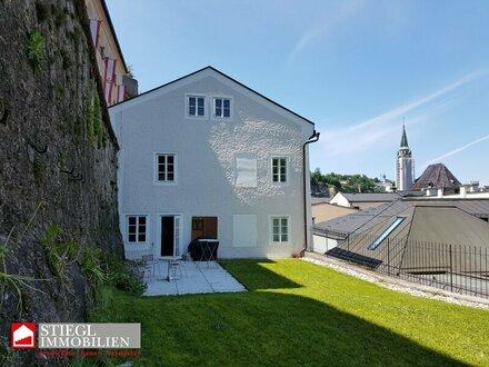 Altstadtwohnung mit Garten, Bierjodlgasse 4 TOP 4 - provisionsfrei ab 1. Mai