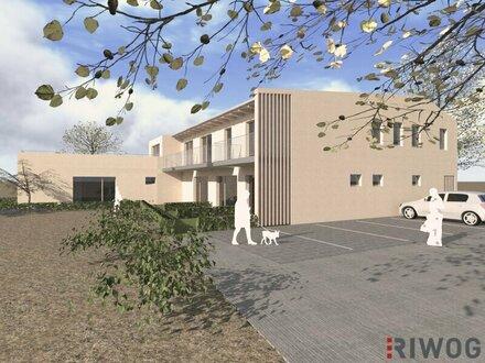Neubau - Barrierefreie Wohnung - großzügige Terrasse