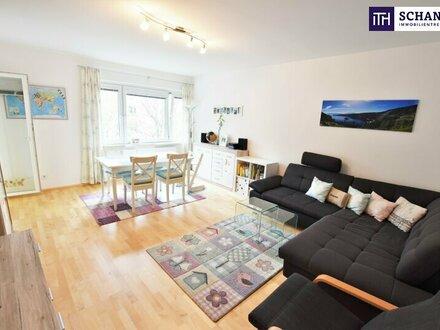 Hofseitiger Balkon + Perfekte Raumaufteilung + Ideale Infrastruktur + Parkplatz! Erfüllen Sie sich Ihren Wohntraum in Hietzing!…