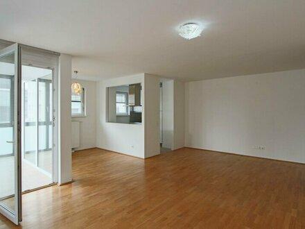 geräumige 2-Zimmer Wohnung mit Wintergarten Nähe Rochusmarkt!