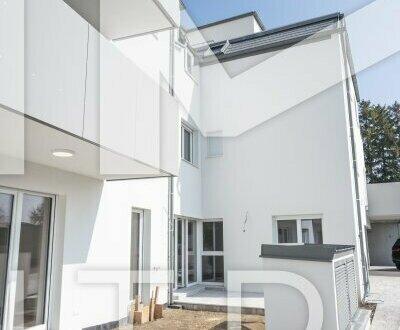 Beeindruckende Wohnung mit Garten und Terrasse! Erstbezug mit hochwertiger Küche und Fußbodenheizung!