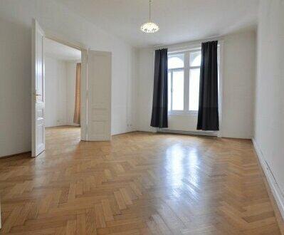 EUM - Stilaltbau! 3-Zimmer-Wohnung mit separatem Küchenbereich im 2. Liftstock