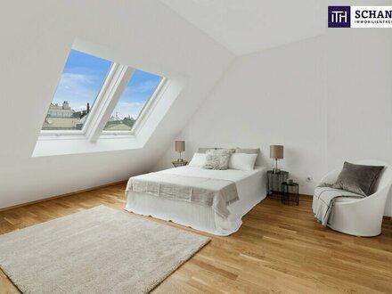 HERRSCHAFTLICHES Penthouse mit über 60 m² Dachterrasse on TOP und den besten Aussichten über Wien!