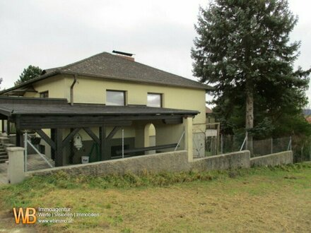 Großzügiges Einfamilienhaus mit Garage in Oberrohrbach!