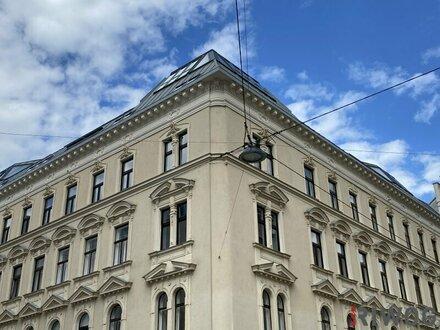 TRAUMHAFTE 4-Zimmer-Maisonette mit großer Terrasse - nahe dem Volkertplatz