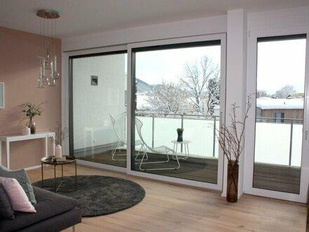 Valkenauerstraße: 2,5-Zimmer Penthouse, C5