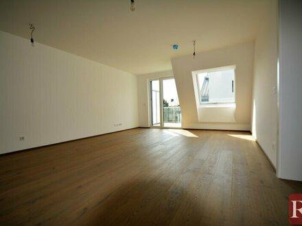 2 Zimmer Dachterrassentraum in Grünruhelage Aspern