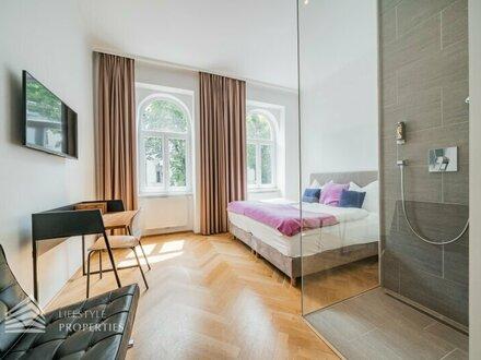 Helle, modern möblierte 1-Zimmer-Wohnung, Nähe Lugner City