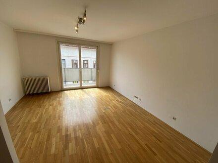 TOP 1-Zimmer Wohnung mit Balkon - ZU VERMIETEN - nahe Keplerplatz!