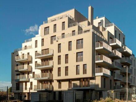 Sonnige 3-Zimmer mit großem Balkon, direkt vom Bauträger, PROVISIONSFREI, Erstbezug!