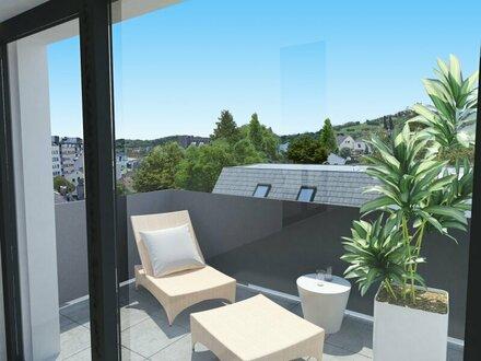 LEON - Löwenstarke Penthousewohnung in Linz/Urfahr - Top 21