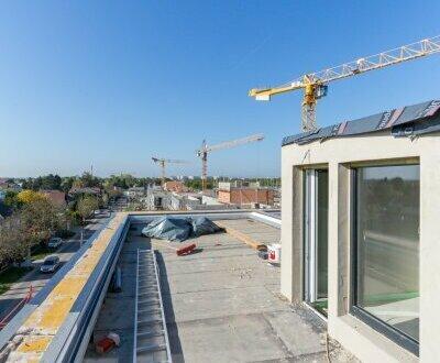 4 Zimmer Terrassenhit mit Weitblick - Mit dem Lift ins Wohnzimmer!