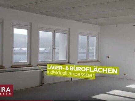 Hochregal - Lagerhallen und Büros an der Stadtgrenze!