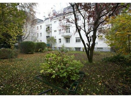 5-Zimmer Wohnung mit Balkon und Gartenmitbenützung