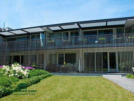 Exklusive 3-Zimmer-Wohnung mit Terrasse