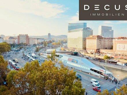 Luxus City-Wohnung mit Traum-Ausblick direkt am Schwedenplatz - Erstbezug nach Komplettsanierung