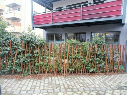 3-Zimmer-Gartenwohnung an der Glan!