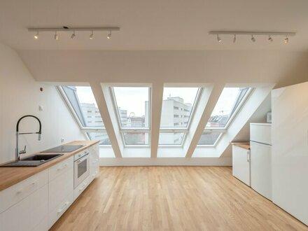 ++ERSTBEZUG** 3-Zimmer Terrassen-Erstbezug an der U1, toller Ausblick und voll möbliert!!