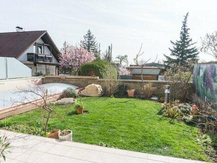 Brunn am Gebirge! 220 m2 Wohnfläche mit Garten und Swimmingpool zu verkaufen!