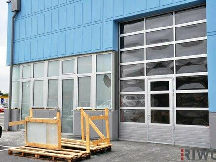 Moderne Werkstatt/Serviceflächen!