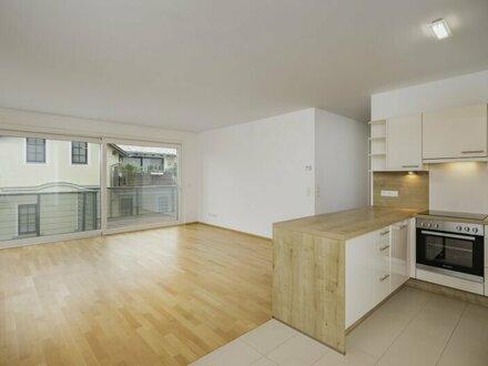 Neuwertige 3-Zimmer-Wohnung mit südseitigem BALKON - ZENTRAL und trotzdem in toller RUHELAGE