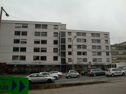 PKW-Abstellplatz im Freien in Salzburg/Schallmoos (Sterneckstrasse/Linzer Bundesstrasse) zu vermieten