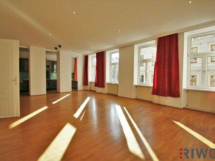 Großzügige 2-Zimmerwohnung in einem schönen Jahrhundertwendehaus (3 Zimmer möglich!!!!!)