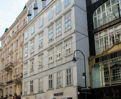 Schöne, geräumige 2-Zimmer-Wohnung am Kohlmarkt zu vermieten