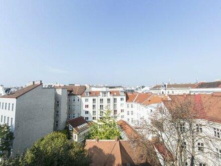 Tolle 2-Zimmer DG-Wohnung mit Terrasse in 1050 Wien zu vermieten!