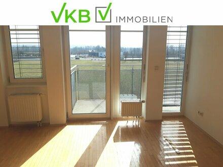 Lichtdurchflutete 3-Zimmer Mietwohnung mit Balkon im Stadtzentrum von Marchtrenk!